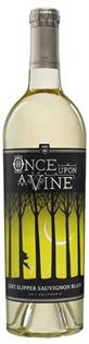 Once Upon A Vine Sauvignon Blanc Lost Slipper 2015 750ml